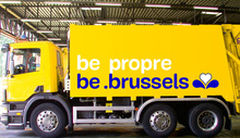 Be Brussels Identity