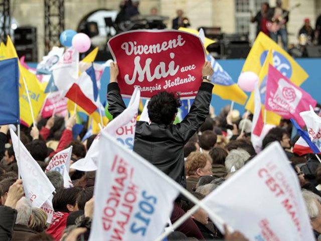 François Hollande 2012 Presidential Campaign 1