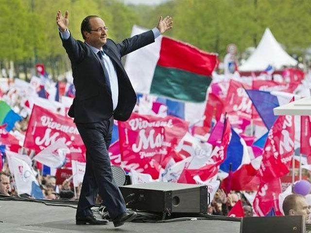 François Hollande 2012 Presidential Campaign 3