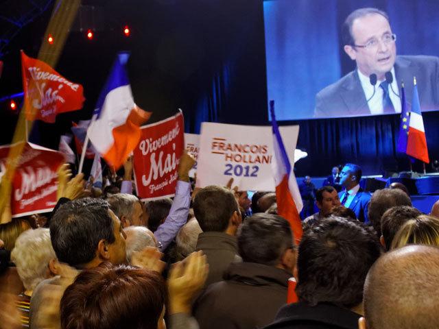 François Hollande 2012 Presidential Campaign 5
