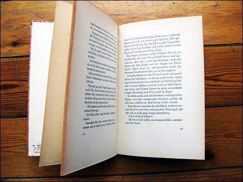 Das Triptychon von den Heiligen Drei Königen by Felix Timmermans, Insel-Bücherei 6