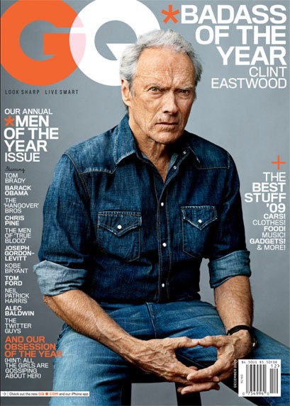 "GQ Dec. 2010 ""Men of the Year"" Covers 5"