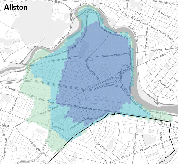 Bostonography: Crowdsourced neighborhood boundries 1