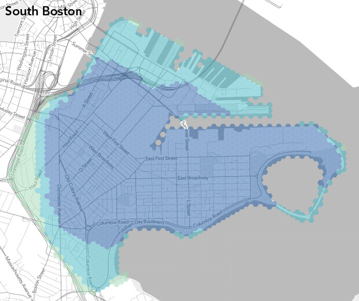 Bostonography: Crowdsourced neighborhood boundries 3