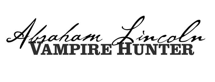 Abraham Lincoln: Vampire Hunter 1
