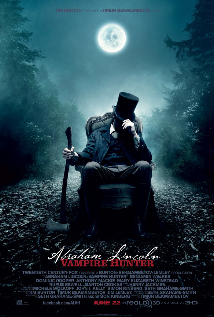 Abraham Lincoln: Vampire Hunter 2