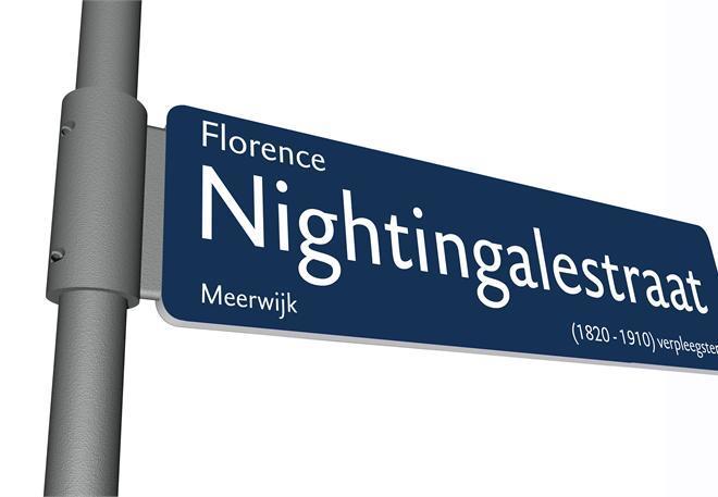 Street Signs in Haarlem (NL) 3
