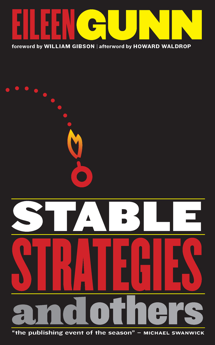 Stable Strategies and others by Eileen Gunn