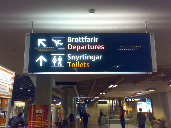 Keflavík Airport, Reykjavik 2