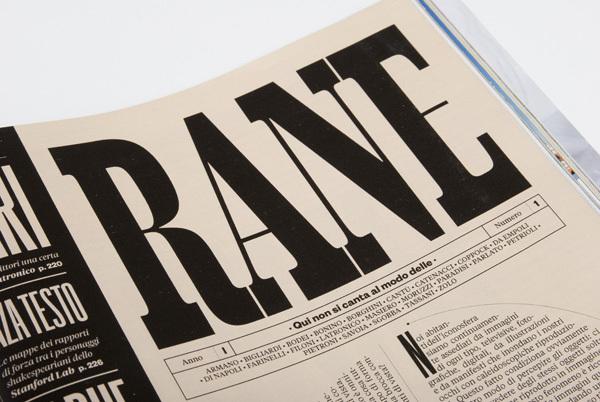 RANE Magazine 1