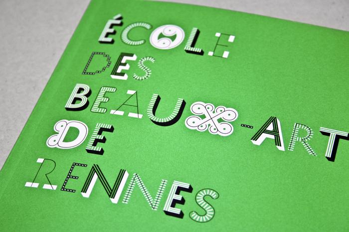 Rennes School of Art catalogue 1