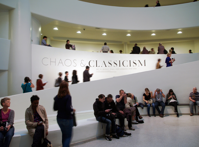 Chaos and Classicism 3