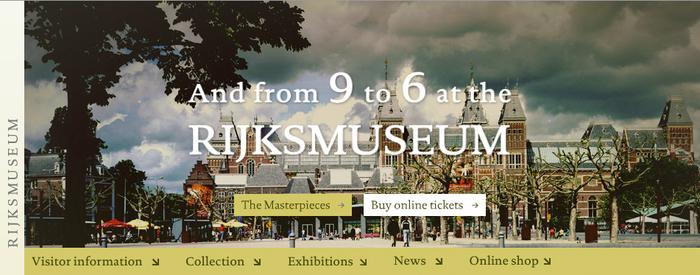 Rijksmuseum, Amsterdam 1