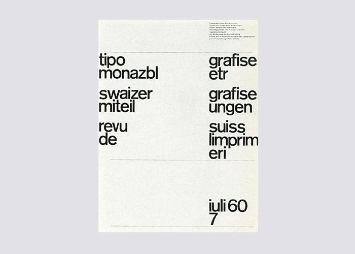 Typografische Monatsblätter,  Nos. 1–7 4