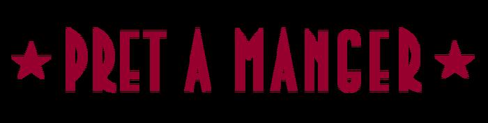 Pret A Manger logo 3