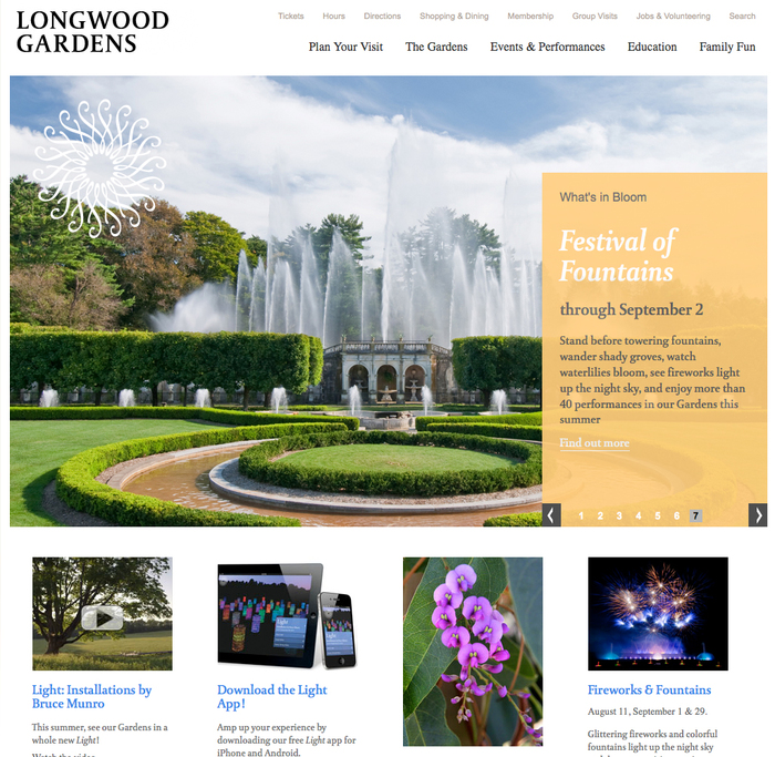 Longwood Gardens 1