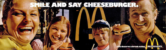 McDonald's Ads (1971) 1