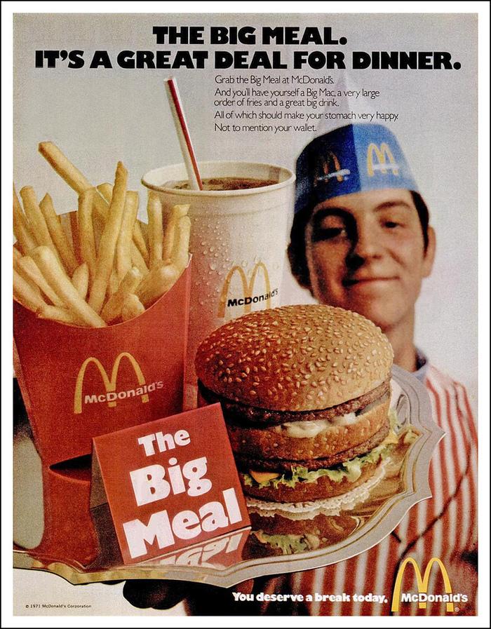 McDonald's Ads (1971) 2