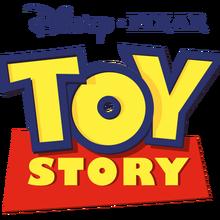 <cite>Toy Story</cite> logo
