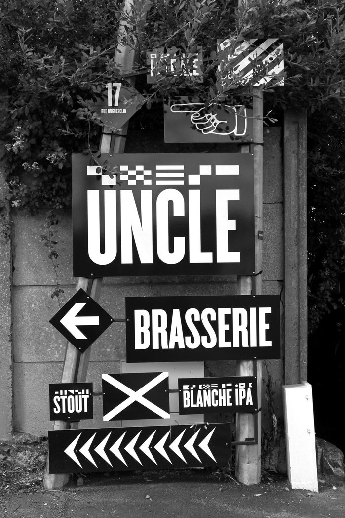 Brasserie Uncle 8