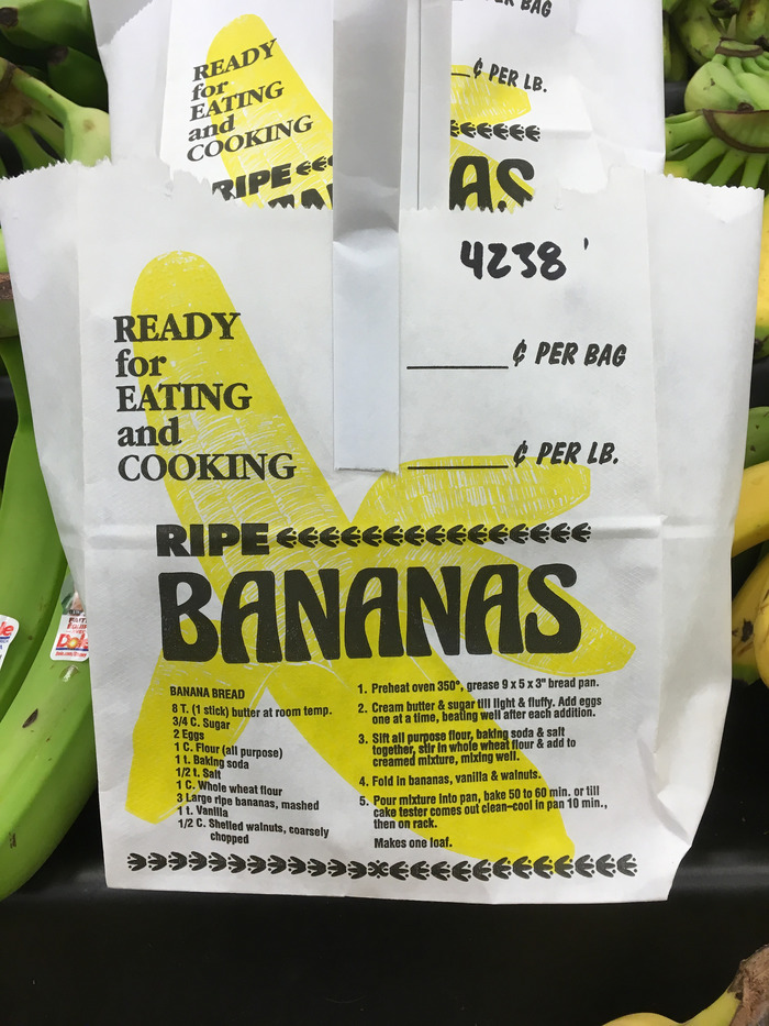 Ripe Bananas – Ready for Eating and Cooking