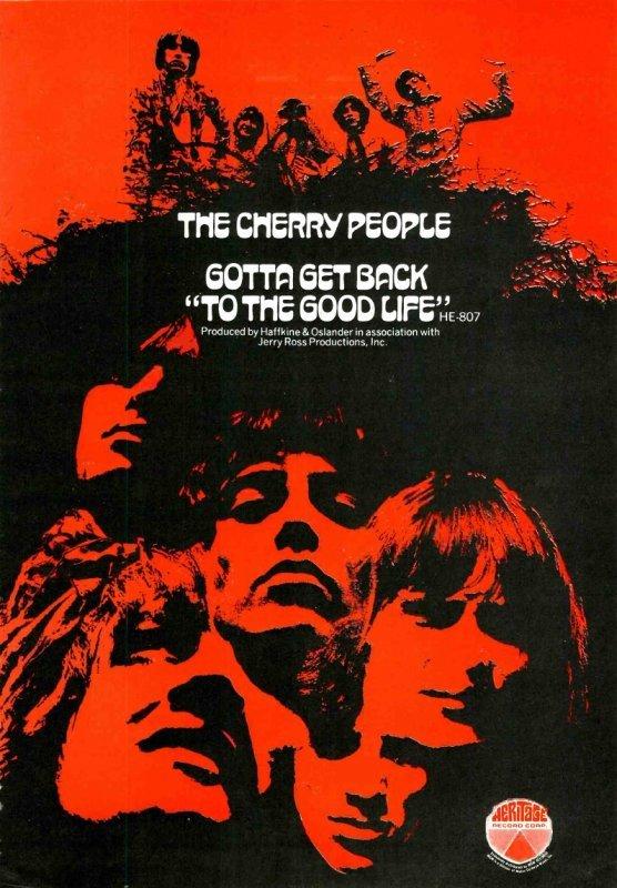 Cash Box ad, October 19, 1968