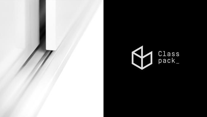 Classpack® brand identity 2