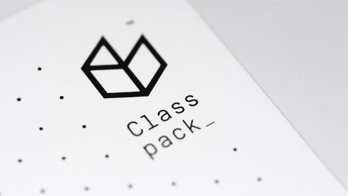 Classpack® brand identity 7