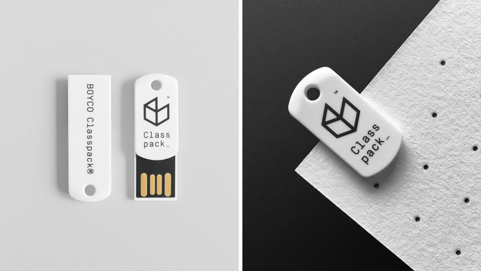 Classpack® brand identity 8