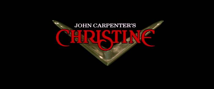 Christine movie titles 1
