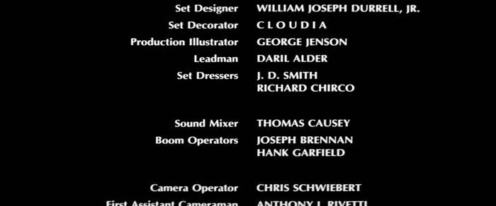 Christine movie titles 7
