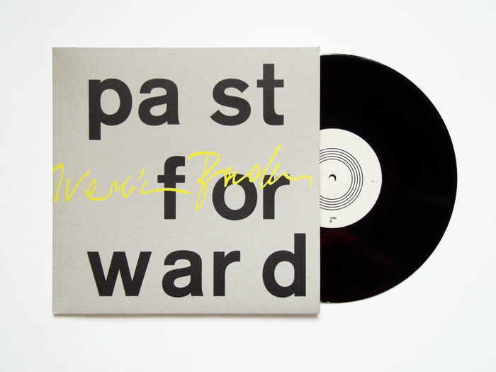 past forward – 100 years Kunstverein Baden 1