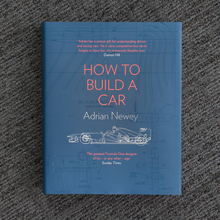 <cite>How To Build a Car</cite> by Adrian Newey