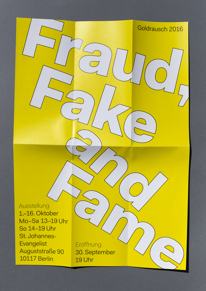 Fraud, Fake and Fame 5