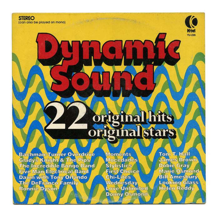 Dynamic Sound, K-Tel Records