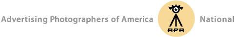 Advertising Photographers of America (APA) logo 2
