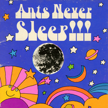 <cite>Ants Never Sleep!!! And other profound thoughts for poster lovers</cite>