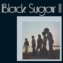 Black Sugar – <cite>Black Sugar II </cite>album art
