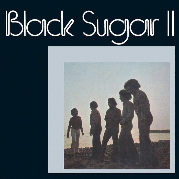Black Sugar – Black Sugar II album art 1