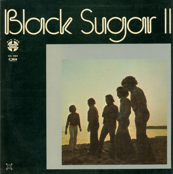 Black Sugar – Black Sugar II album art 2