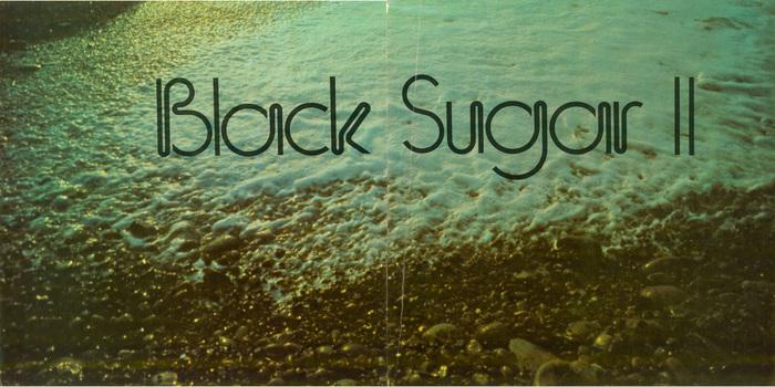 Black Sugar – Black Sugar II album art 4