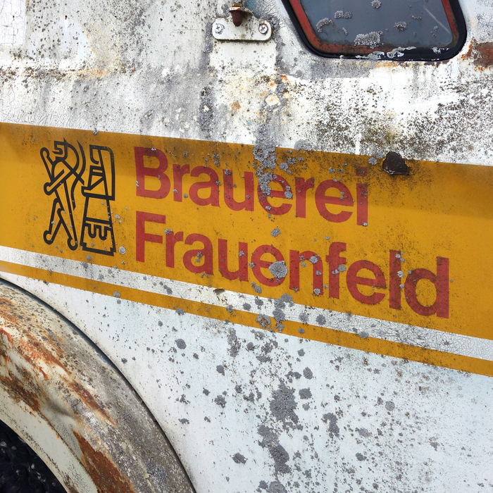 Brauerei Frauenfeld 1