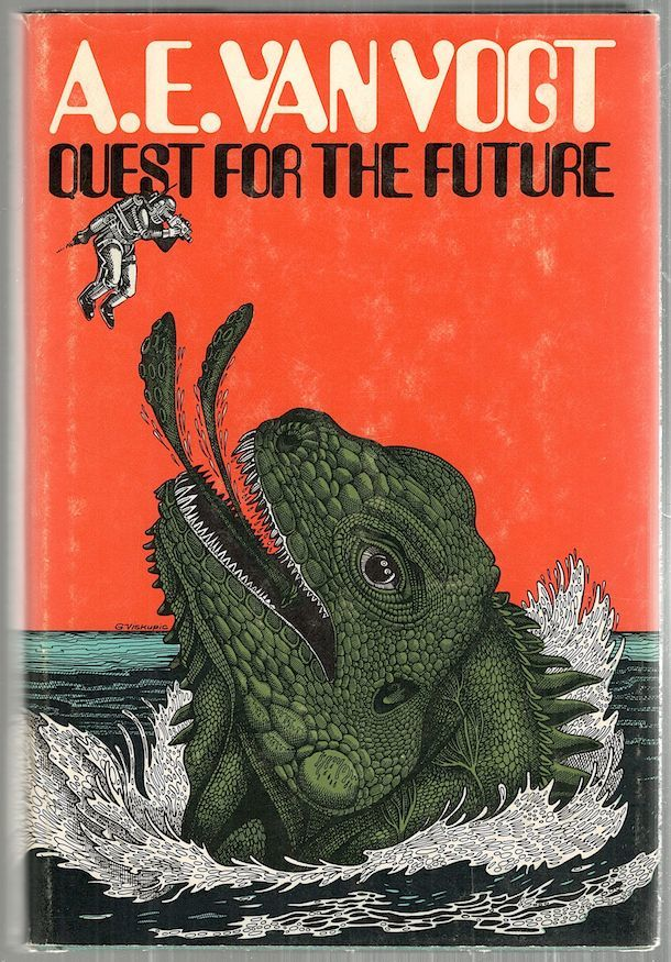 Quest for the Future (Ace Books, 1970) 1
