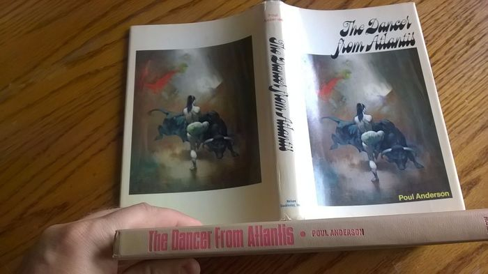 The Dancer from Atlantis (Nelson Doubleday first book club edition) 2