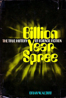 <cite>Billion Year Spree</cite> (Doubleday first U.S. edition)
