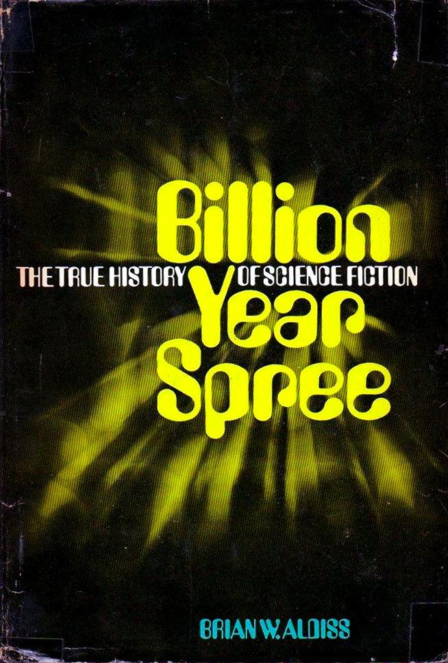 Billion Year Spree (Doubleday first U.S. edition)