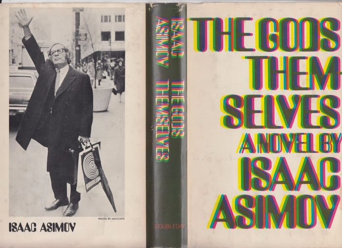 The Gods Themselves (Doubleday first edition) 2