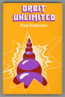 <cite>Orbit Unlimited</cite> (First British and hardcover edition)