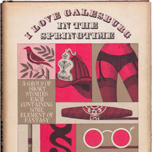 <cite>I Love Galesburg in the Springtime</cite> (first edition)