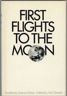 <cite>First Flights to the Moon: Doubleday Science Fiction</cite>